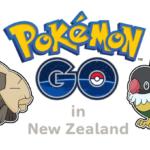 ニュージーランドでポケモンGOをプレイ!狙うはジーランスとペラップ!!
