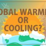 猛暑のカリフォルニアと山火事から地球温暖化と寒冷化を考える