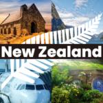 ニュージーランド旅行(1/4)出国〜ファーグバーガー